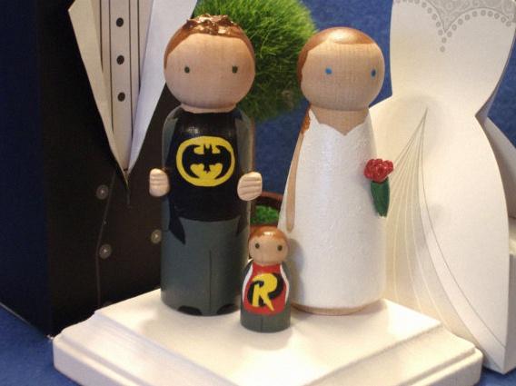 figurine batman et robin