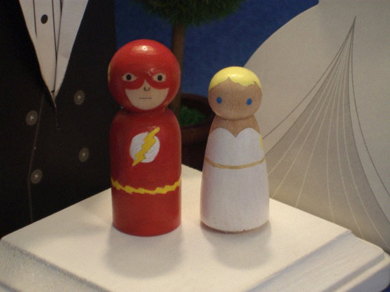 figurine flash