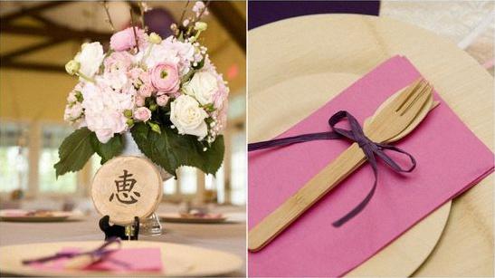 Mariage sur le thème du japon 7