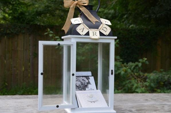 10 id es d 39 urnes de mariage originales et r tros. Black Bedroom Furniture Sets. Home Design Ideas