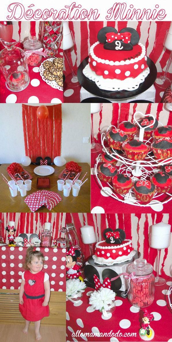 comment faire un anniversaire minnie par allo maman dodo decoration minnie anniversaire fille