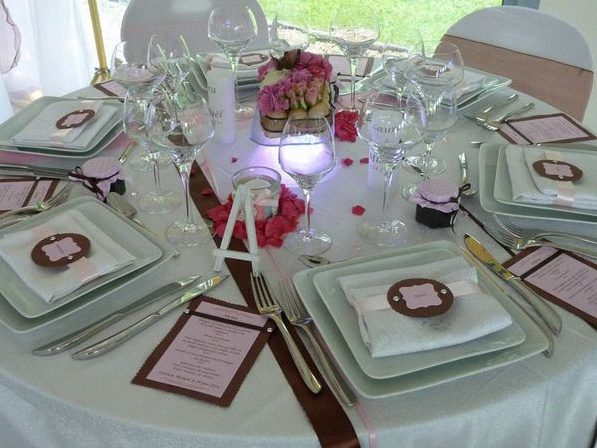 Mariage gourmandise for Deco table gourmandise