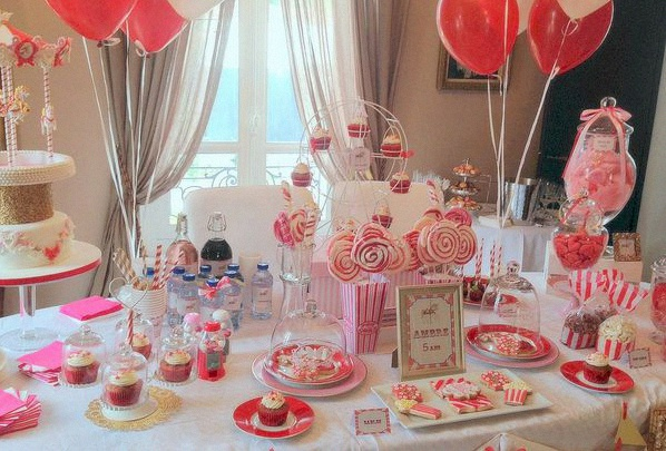 Decoration Table Bapteme Princesse