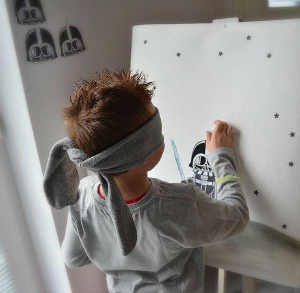 le 8e anniversaire du jedi justin sur le th me star wars. Black Bedroom Furniture Sets. Home Design Ideas