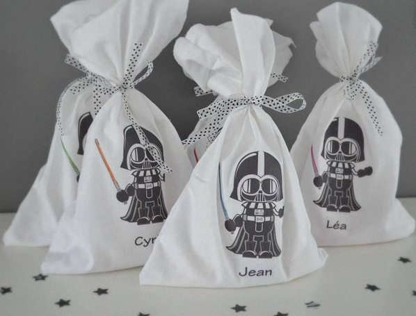 Le 8e Anniversaire Du Jedi Justin Sur Le Th Me Star Wars