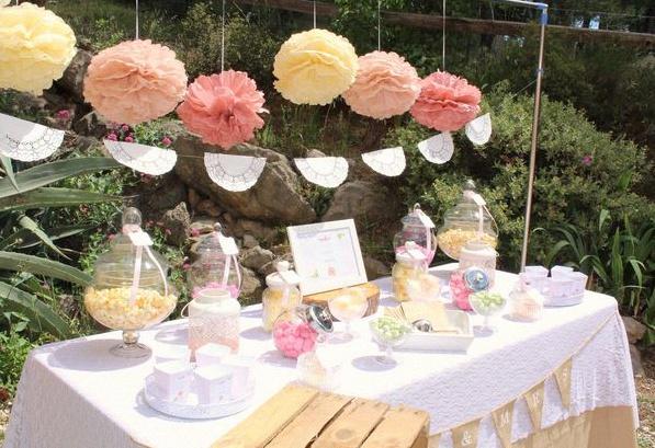 joli candy bar mariage