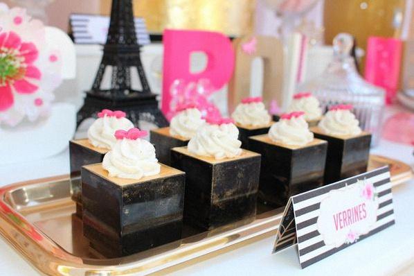 Un 18e Anniversaire Chic Et Glamour Sur Le Thème Paris
