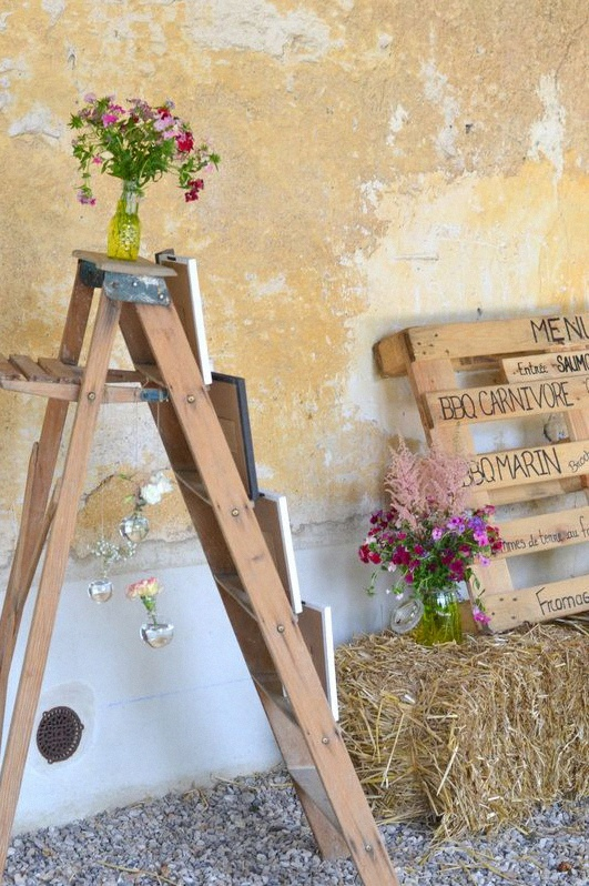 mariage champêtre rustique chic