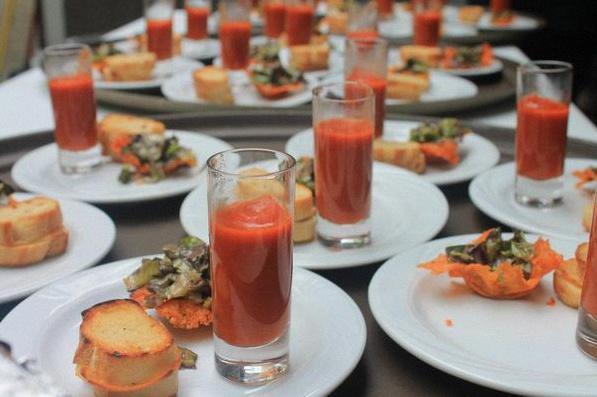 animation culinaire cocktail bar à soupes
