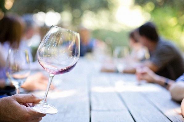 degustation de vin mariage