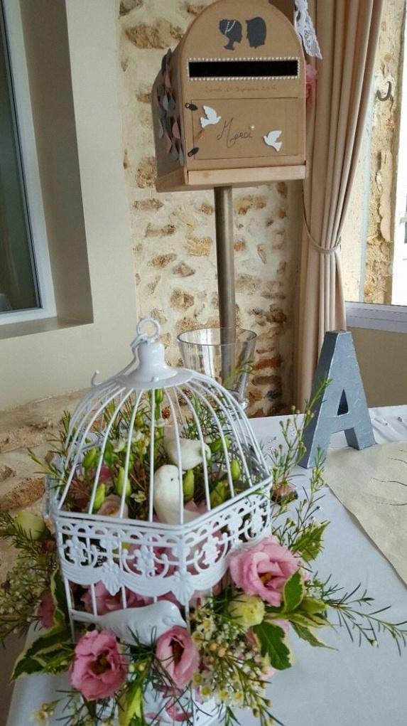 mariage champêtre décoration champêtre
