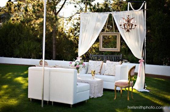 déco espace lounge mariage espace salon mariage