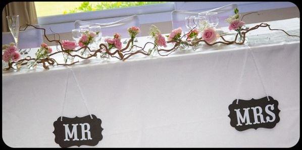 déco mariage champêtre décoration champêtre