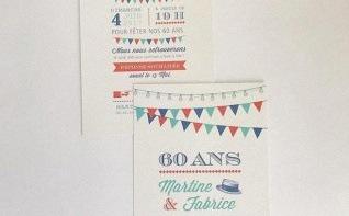Anniversaire 60 ans : la Guinguette Party de Martine et Fabrice