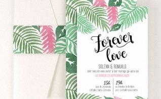 Tendances invitation : les faire-part de mariage les plus populaires du moment