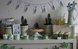 Comment organiser une Cactus Party ? Conseils, exemple et idées déco