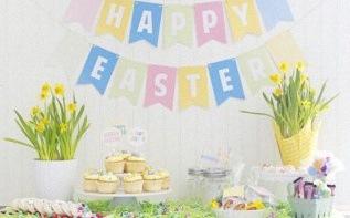 Buffet de Pâques : décoration et idées de menu de Pâques