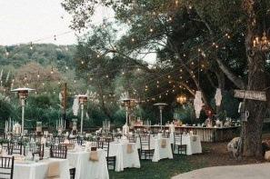 mariage plein air extérieur