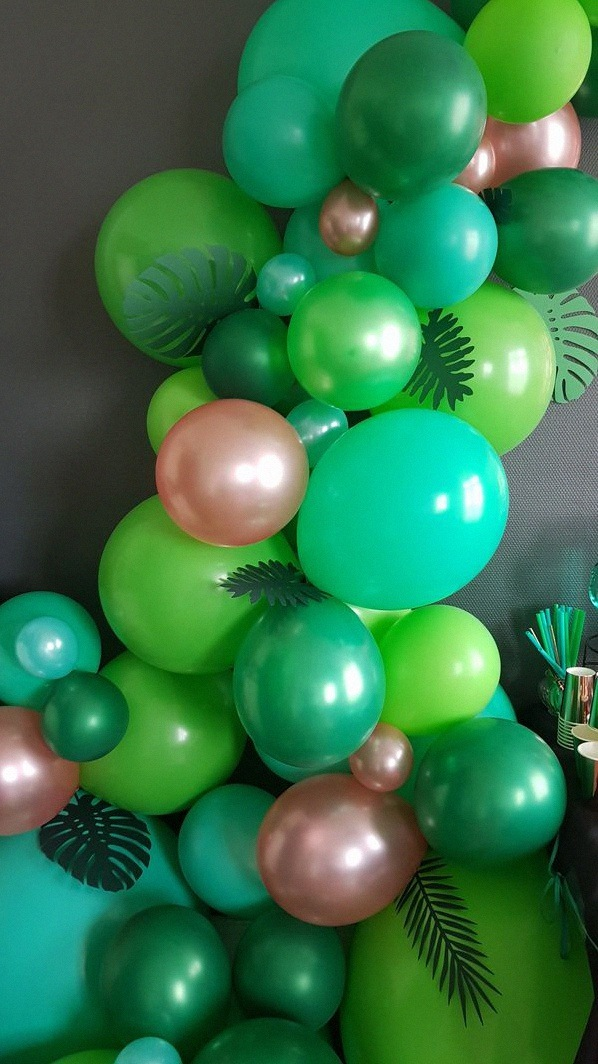 ballons organiques