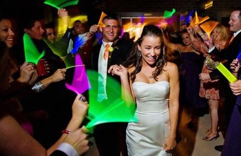 baton lumineux mariage glow stick lumineux