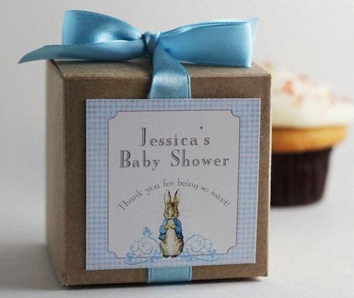 cadeau d'invité pierre lapin anniversaire