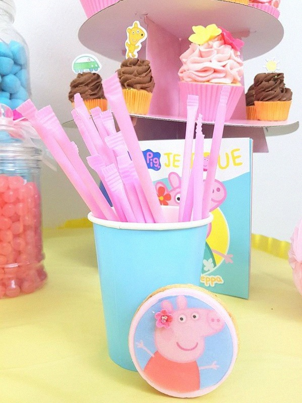 anniversaire Peppa Pig décoration peppa pig