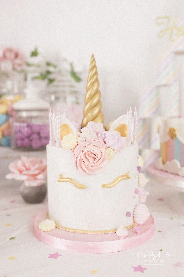 anniversaire licorne décoration licorne