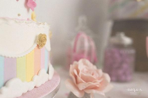 décoration anniversaire licorne