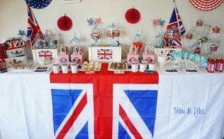 Un 10e anniversaire sur le thème Londres
