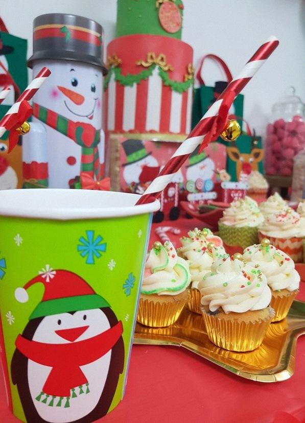 Sweet table de Noël