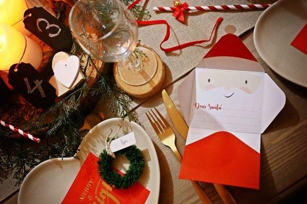décoration de Noël nature moderne