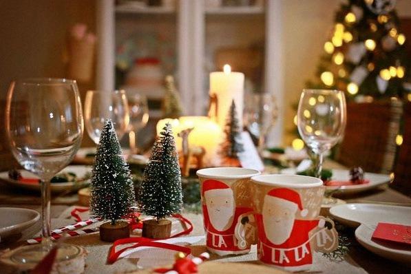 décoration de Noël nature