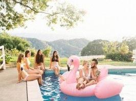 piscine mariage