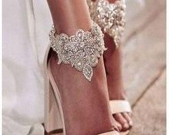 Quelles sandales femme choisir pour son mariage ?