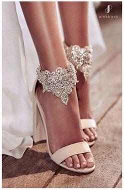 sandales femme mariage
