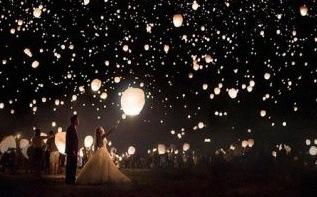 Lâcher de lanternes volantes : ai-je besoin d'une autorisation ?