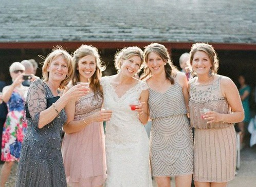 trouver sa tenue d'invité de mariage