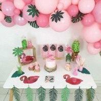 décoration Tropical Party