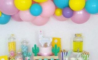 Tendance : comment organiser un anniversaire Lama ?