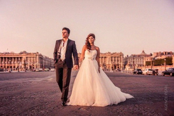 photographie mariage à paris