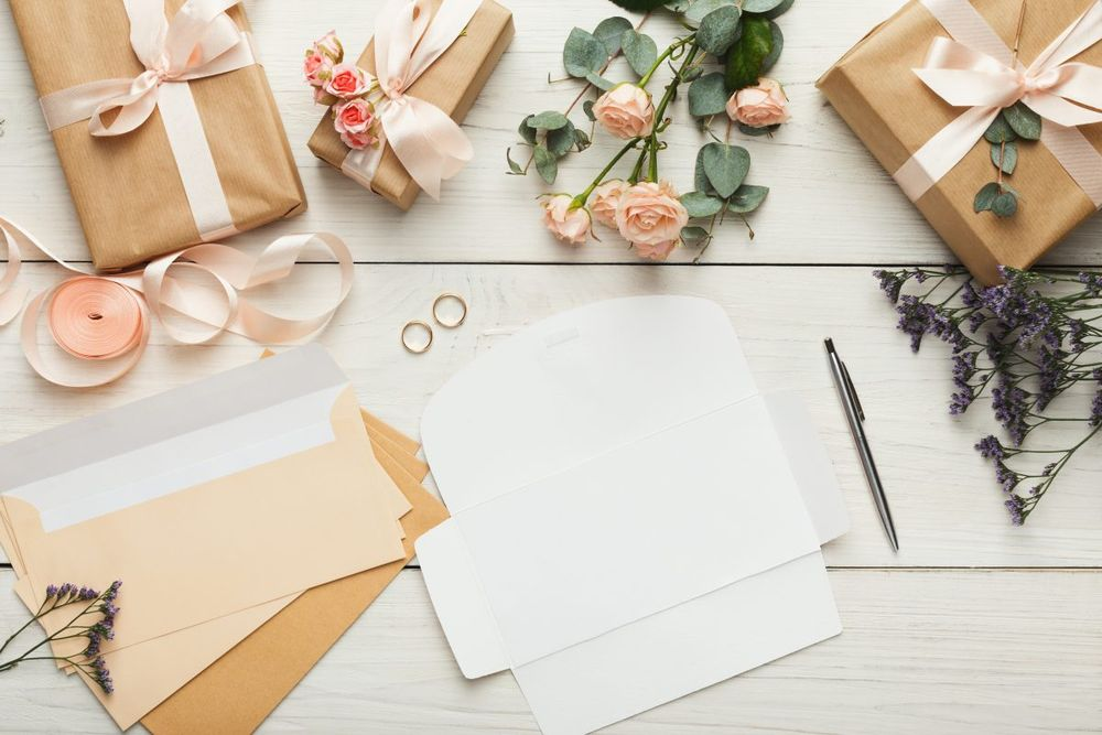 personnaliser son faire-part de mariage
