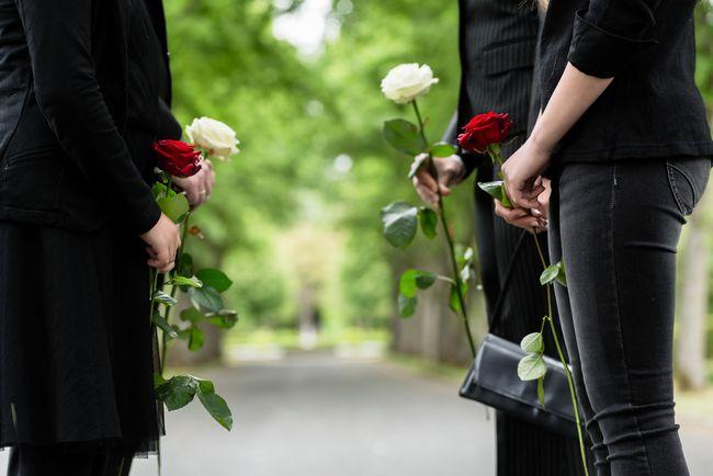 collation funérailles