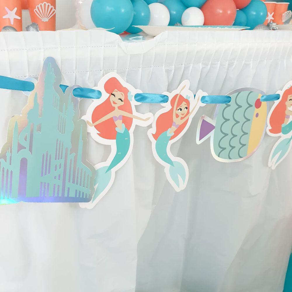anniversaire La Petite Sirène