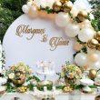 décoration mariage confiné