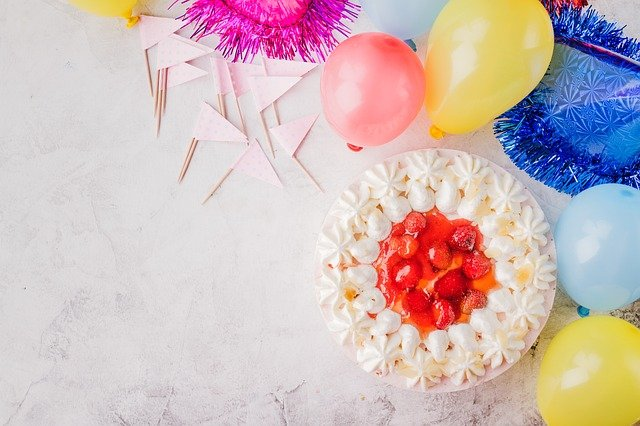 fête d'anniversaire surprise