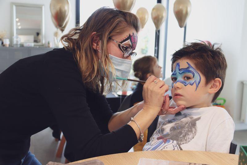 atelier maquillage anniversaire